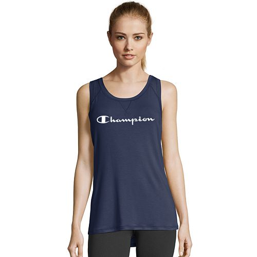 Women's Champion Phys Ed Logo Tank