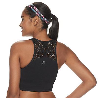 Women's FILA SPORT® Seamless Long Line Bra