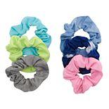 Women's SO® Turquoise Combo Twisters (6pk)