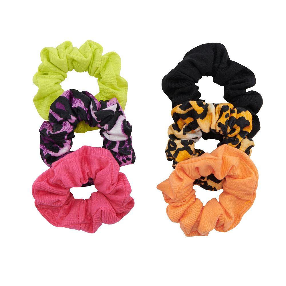 Women's SO® Multi-Color Fabric Twisters Combo (6pk)