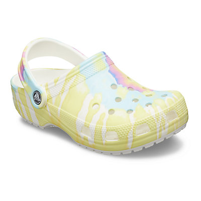 Crocs Classic Tie Dye Adult Clogs