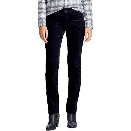 Women's Chaps Corduroy Pants