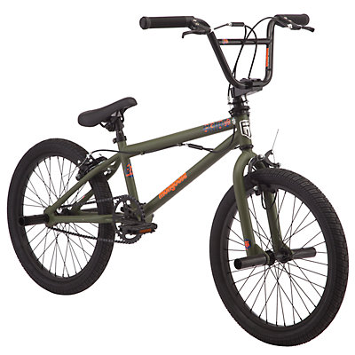 Mongoose 20-in. Grid Boys' BMX Freestyle Bike