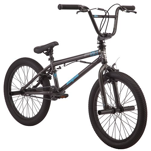 Boys' Mongoose Grid 180 BMX Freestyle Bike