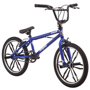 Mongoose 20-in. Grid Mag Boys' BMX Freestyle Bike