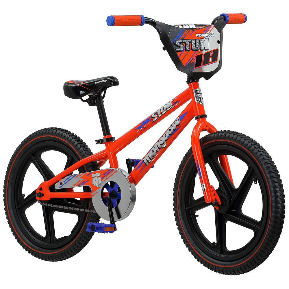 Mongoose 18-in. Stun Boys' Sidewalk Bike
