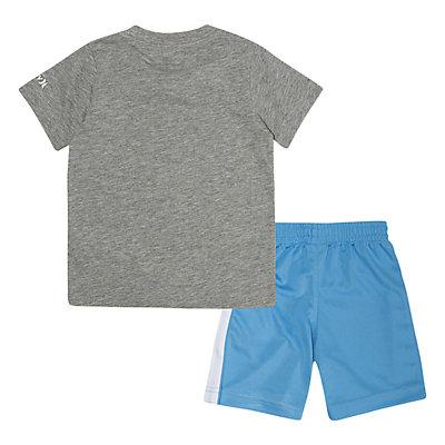Toddler Boy Hurley T-Shirt & Board Shorts Set