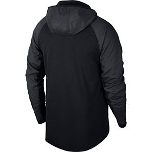 Men's Nike Therma Full-Zip Basketball Hoodie