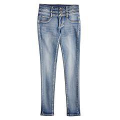Girls 7-16 & Plus Size Mudd® Jeggings