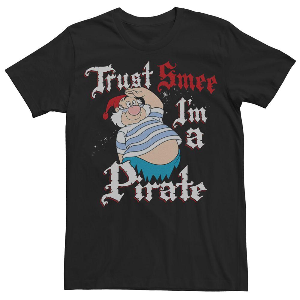 Men's Disney's Peter Pan Smee Pirate T-Shirt