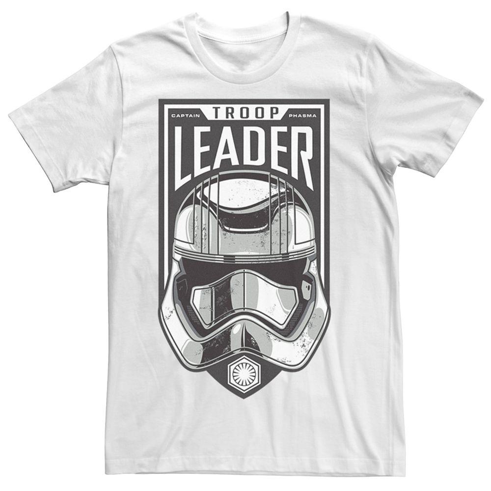 Men's Stormtrooper Leader Poster Tee