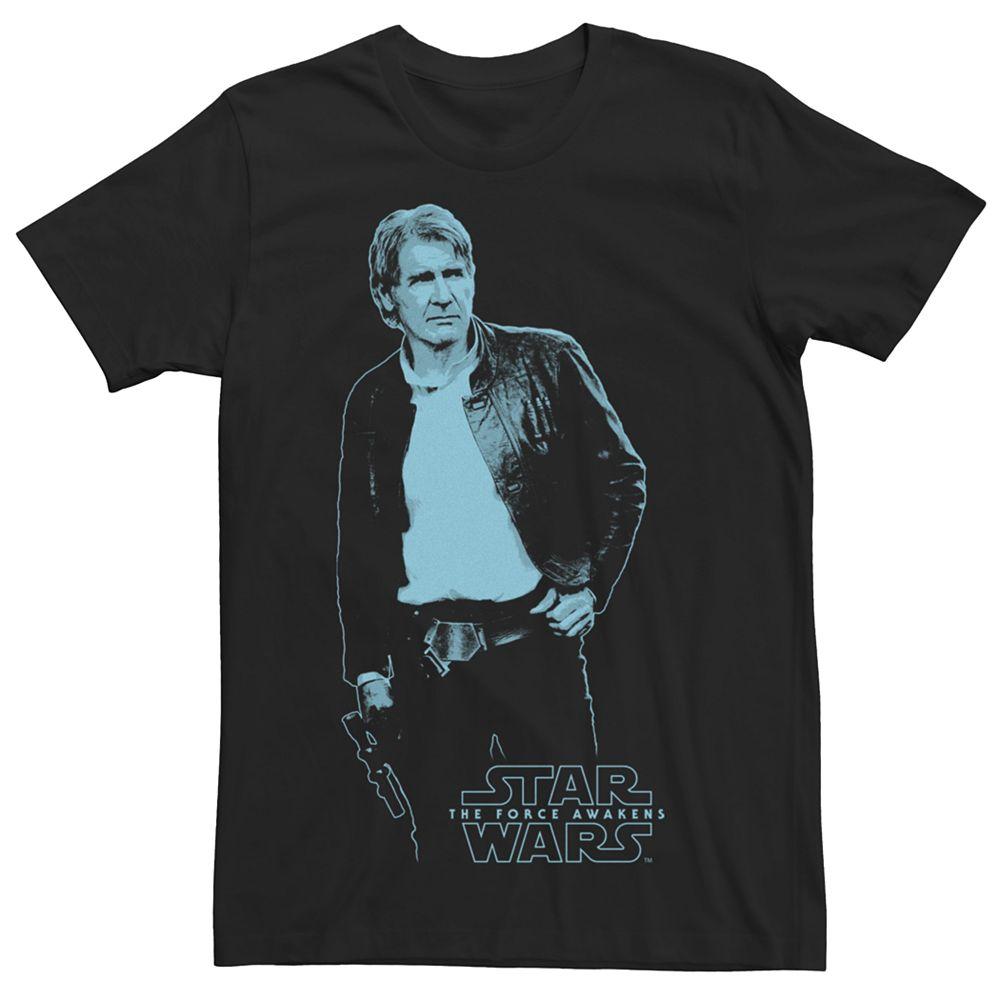 Men's Star Wars The Force Awakens Han Solo Tee