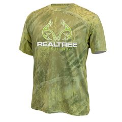 Men's Realtree Cast Performance Wind Shirt
