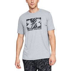 Men's Under Armour Boxed Logo Sportstyle Tee