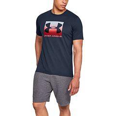 Men's Under Armour Boxed Logo Sportstyle Tee
