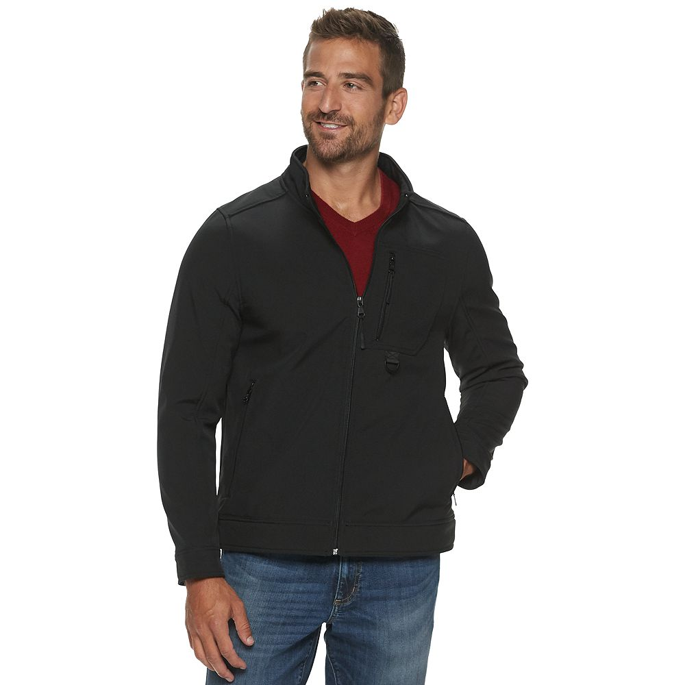 Men's Urban Republic Softshell Officer Jacket