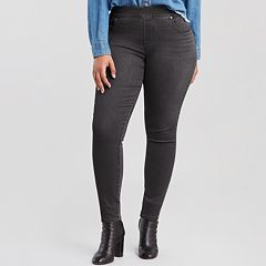 Plus Size Levi's Perfectly Shaping Camouflage Pull-On Leggings