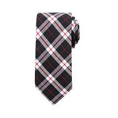 Men's Chaps Frank Plaid Tie