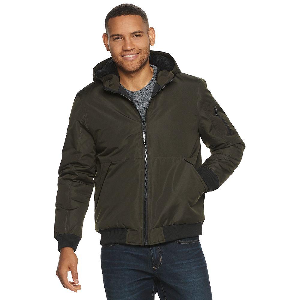Men's Urban Republic Ballistic Bomber Jacket