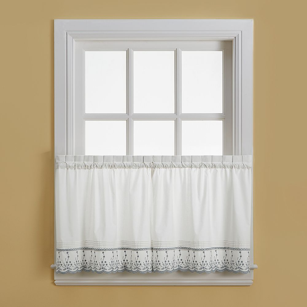 Window Curtainworks Abby Tier Curtain