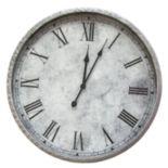 Stratton Home Decor Gaston Wall Clock