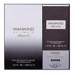 Kenneth Cole Mankind Hero Men's Cologne - Eau de Toilette