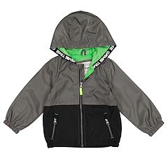 474f4622d Toddler Boy Carter's Colorblock Lightweight Hooded Jacket