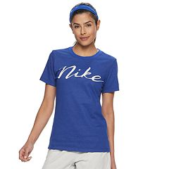 ec874872 Women's Nike Dri-FIT Training Graphic Tee