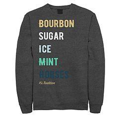 Men's Mint Julep 'It's Tradition' Derby Day Sweatshirt
