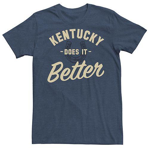 Men's Kentucky Does It Better Tee