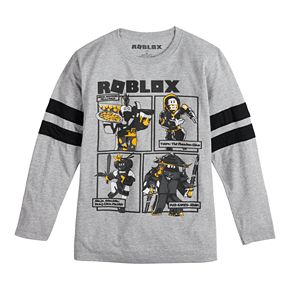 Boys 8-20 Roblox Striped Tee