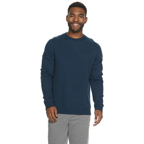 Men's Tek Gear® Ultra Soft Fleece Crewneck Sweatshirt