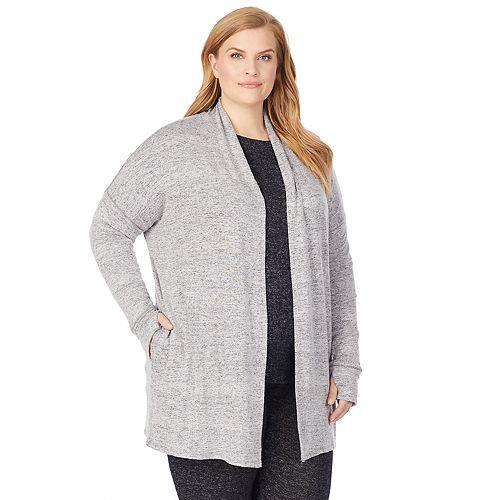 Plus Size Cuddl Duds® Soft Knit Wrap