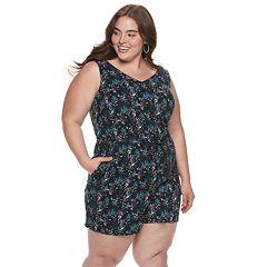 21a706b95e Womens EVRI Plus Dresses, Clothing | Kohl's