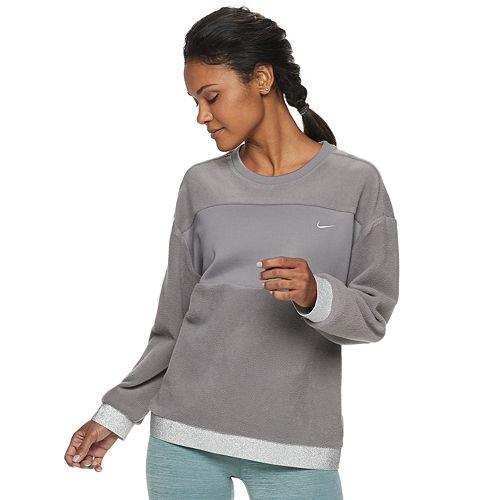 Women's Nike Therma Fleece Training Top