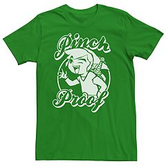 Men's Legend of Zelda St. Patrick's Day Tee