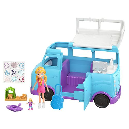 Polly Pocket Polly Pocket Glamping Van