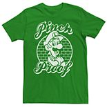 Men's Luigi Pinch Proof Graphic Tee