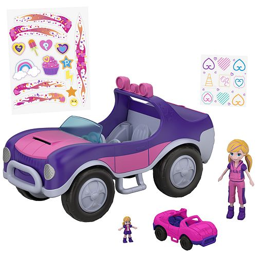 Polly Pocket Secret Utility Vehicle