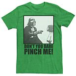 Men's Star Wars Don't Pinch Me Tee