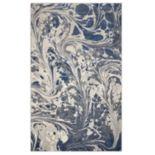 KAS Rugs Watercolors Marble Rug
