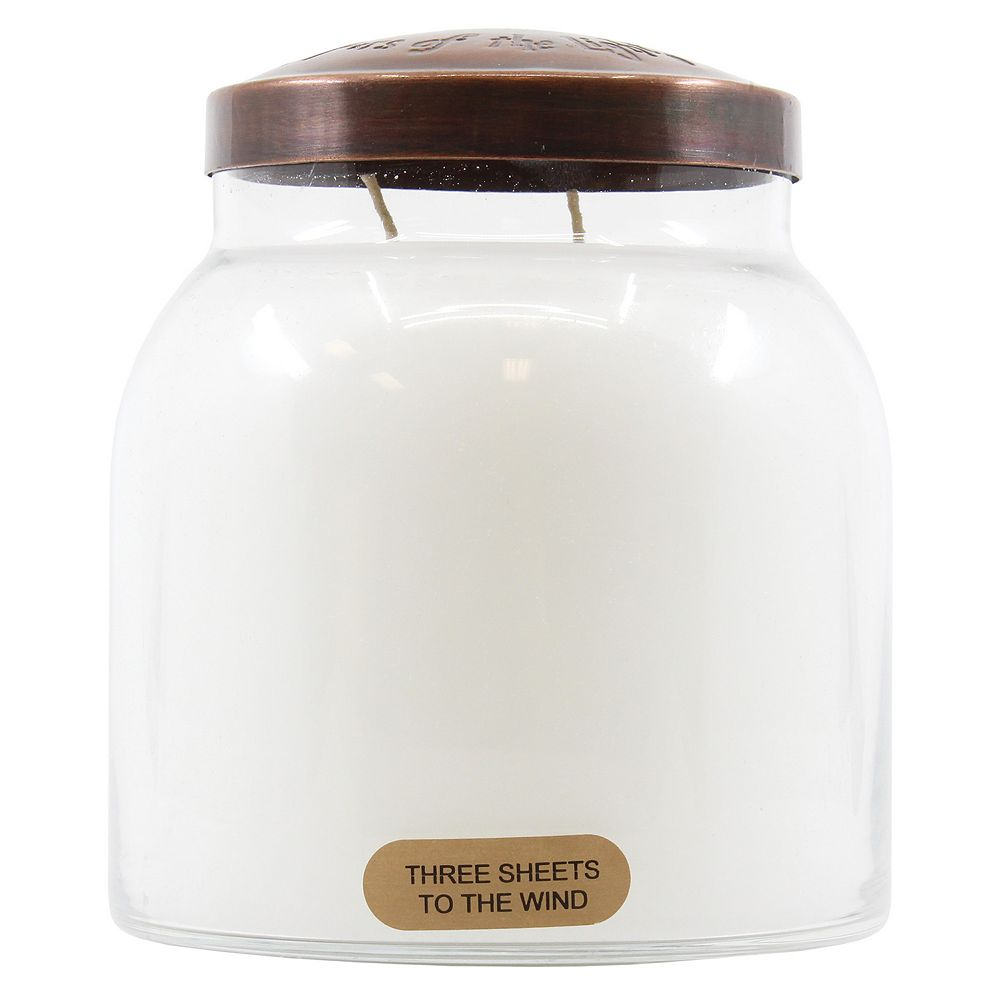 A Cheerful Giver Papa Jar Candle - 3 Sheets To The Wind