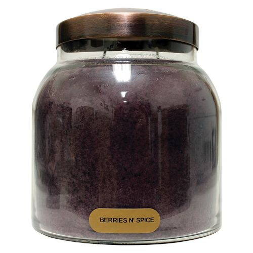 A Cheerful Giver Berries N Spice 34-oz. Papa Jar Candle