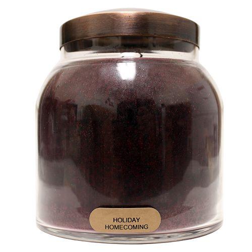 A Cheerful Giver Holiday Homecoming 34-oz. Papa Jar Candle