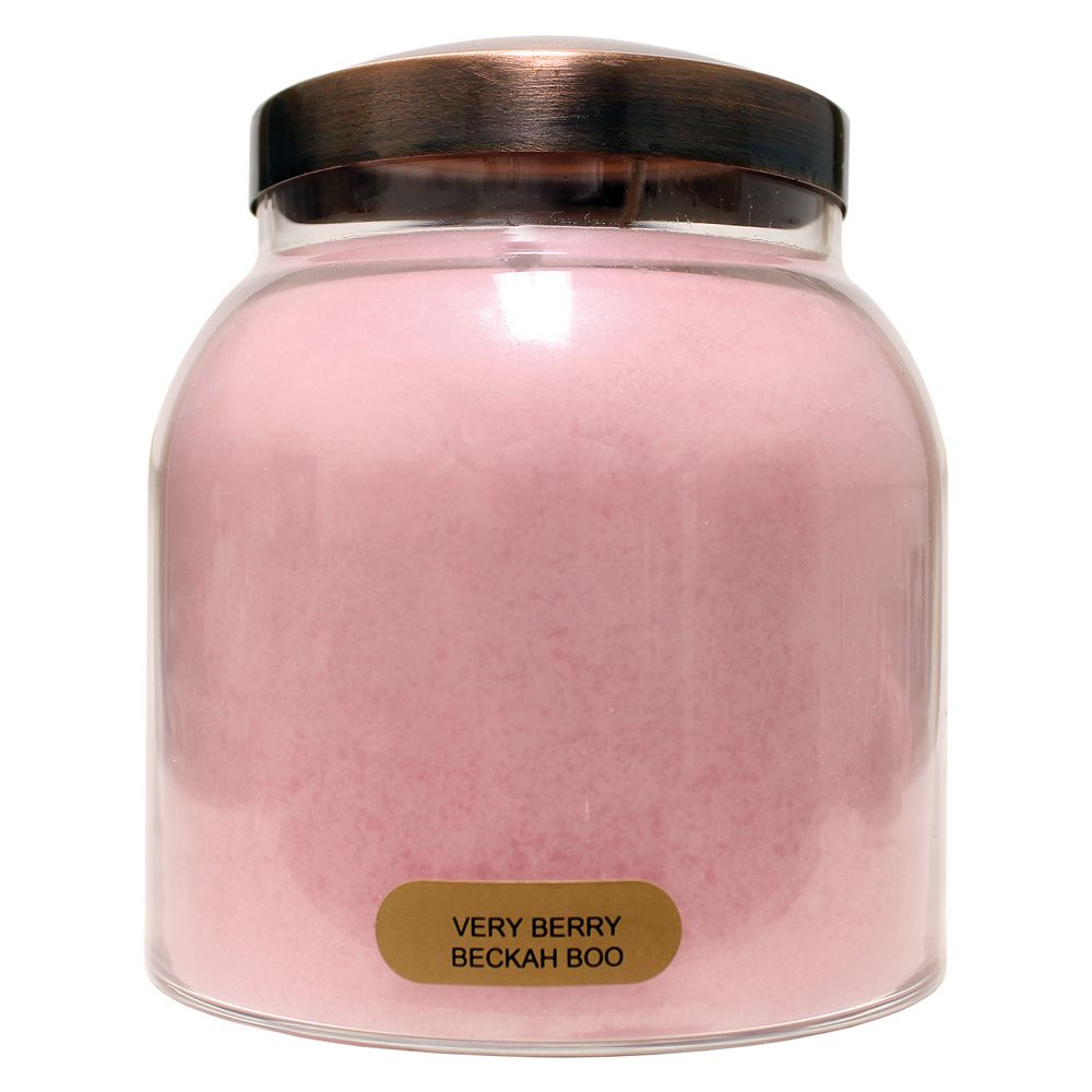 A Cheerful Giver Very Berry Beckah Boo 34-oz. Papa Jar Candle
