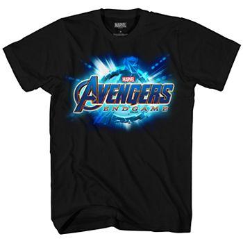 Marvel 8-20 Avengers Tee Logo Endgame Boys