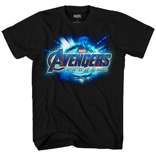 Boys 8-20 Marvel Avengers Endgame Logo Tee