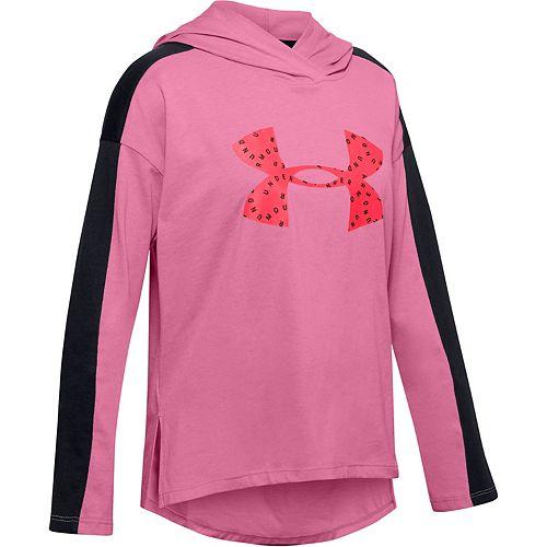 Girls 7-16 Under Armour Favorite Jersey Hoodie