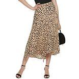Women's Apt. 9® Asymmetrical Seamed Skirt