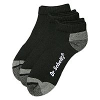 Men's Dr. Scholl's 3-pk. Blister Guard Ankle Socks